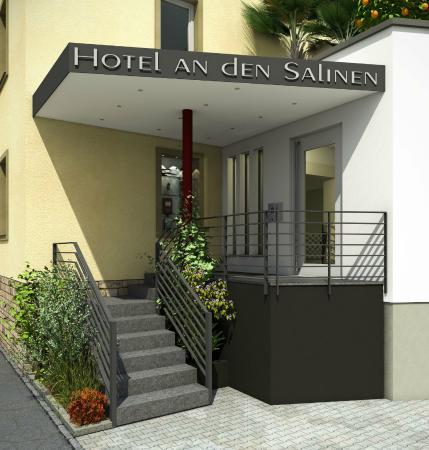 Hotel An den Salinen