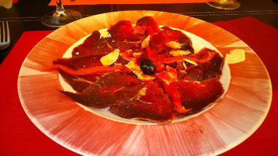 Cervecería San Isidoro: Comida leonesa