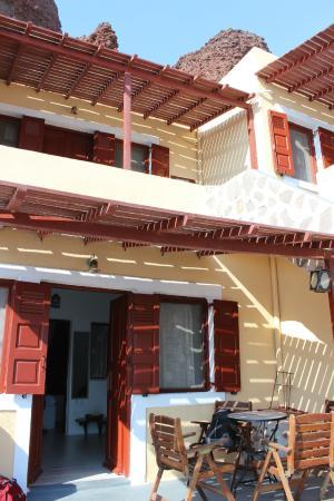Amoudi Villas: Les appartements