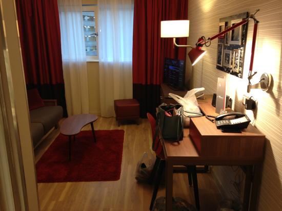 Aparthotel adagio birmingham city centre england hotel for Appart hotel birmingham
