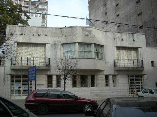 Museo Roca Instituto de Investigaciones Historicas, Buenos Aires