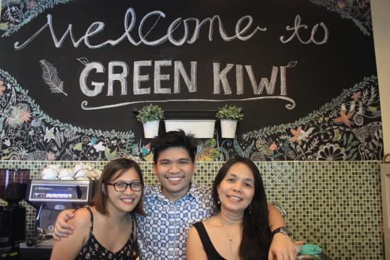 เดอะ กรีนกีวีแบ็คแพ็คเกอร์โฮสเทล: At Green Kiwi Hostel