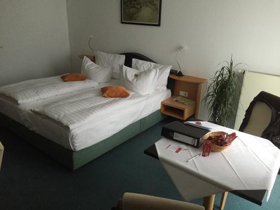 H+ Hotel Erfurt: Ramada Hotel Erfurt