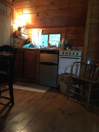 Cottage Grove: Kitchenette in Cottage #2