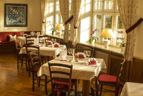 Hotel Schmaus: Restaurant