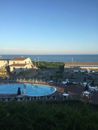 Beachcomber Resort At Montauk: The view from our room
