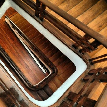 Spot Oporto Hostel: Escaleras