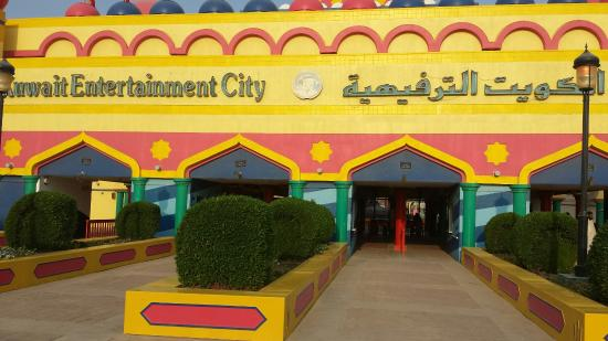 Kuwait Entertainment City