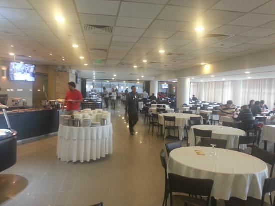 Panorama Gastronomico: Salão principal Panorama