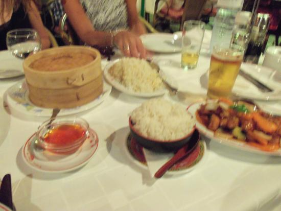 Beef and rice dishes photo de china town chinese for Accord asian cuisine