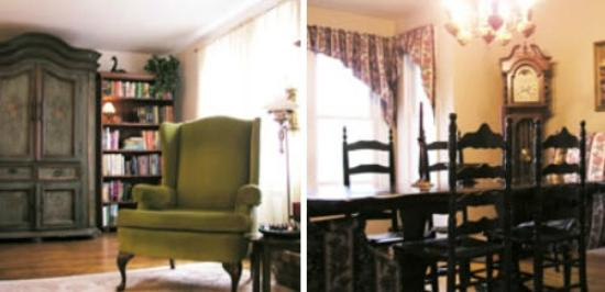 Winterberry Bed & Breakfast: Table
