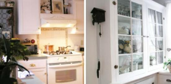 Winterberry Bed & Breakfast: Kitchen