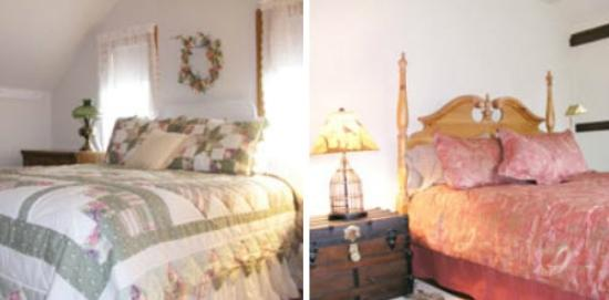 Winterberry Bed & Breakfast: Beds