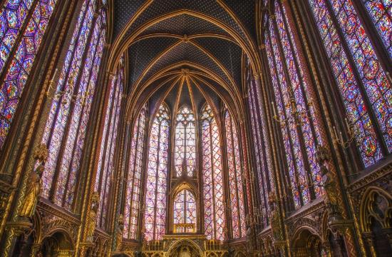 Paris, Fransa: Сент-Шапель