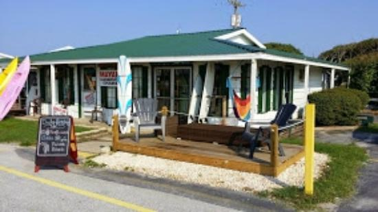 North Topsail Beach, NC: Maluhia Surf & Paddle