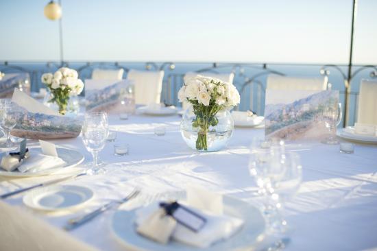 Hotel Tramonto D Oro Wedding Reception