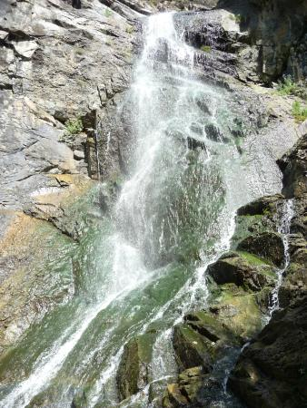 Spearfish, SD: Bridal Veil Falls