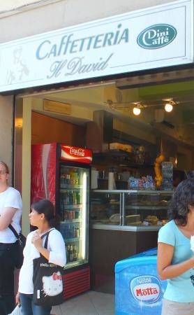 Caffetteria Il David