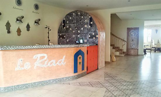 Hôtel le Riad