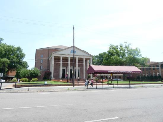 Mississippi Boulevard Christian Church