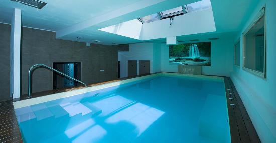 Grand Hotel & La Pace: spa
