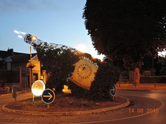 Auberge Champenoise : in prossimità