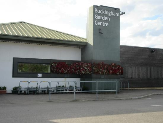 Buckingham, UK: Good Garden centre
