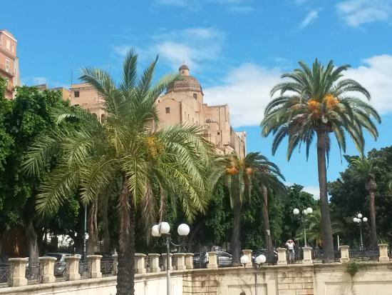 Al Bastione di Cagliari: vista dal B&B