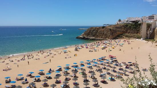 The Beach Basket Albufeira Portugal
