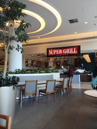 Super Grill Express