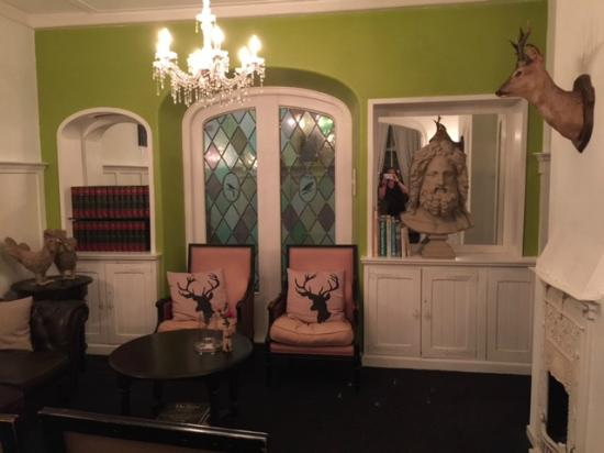 Landgoedhotel Villa Vennendal: Lobby