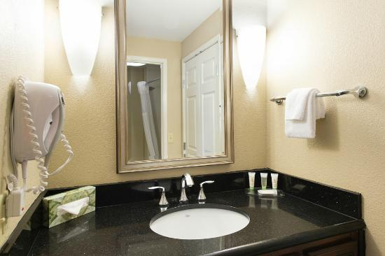 Staybridge Suites Columbia: Bath Vanity