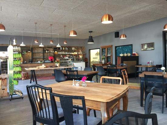 Brande, Danimarka: Good food, nice staff and great atmosphere. Must visit.