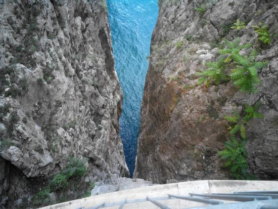 Bilde fra Montagna Spaccata