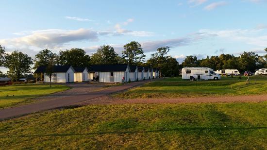 Kristinehamn Herrgardscamping & Stugor : Campingen