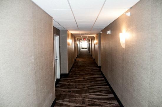 Tea, SD: Hallway to rooms