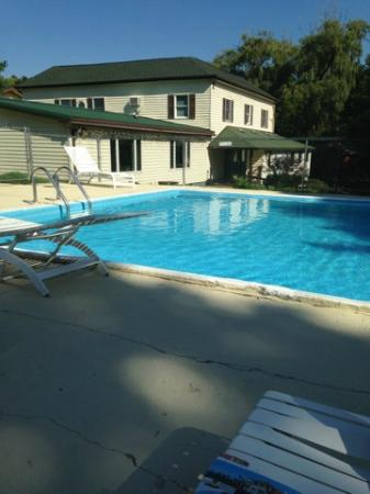 Blackhead Mountain Lodge and Country Club: pool