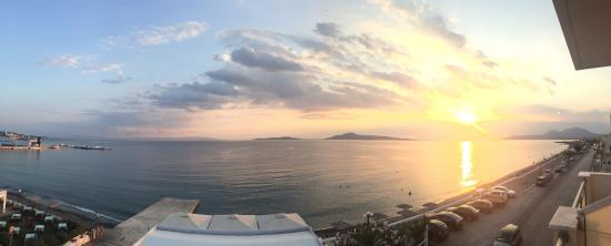 Neapolis, اليونان: panorama from our balcony