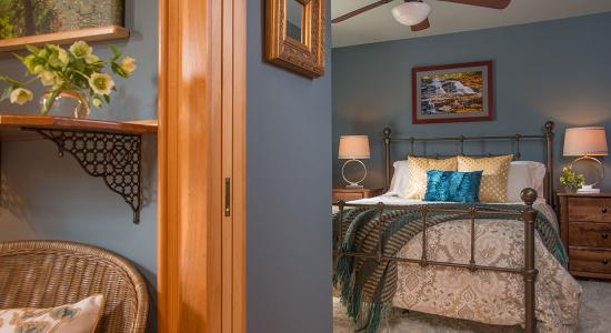 The Inn at Gothic Eves: Cayuga Grande Suite