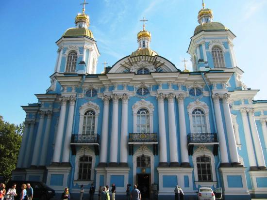 Nicholas Naval Cathedral of The Epiphany: Iglesia San Nicolas