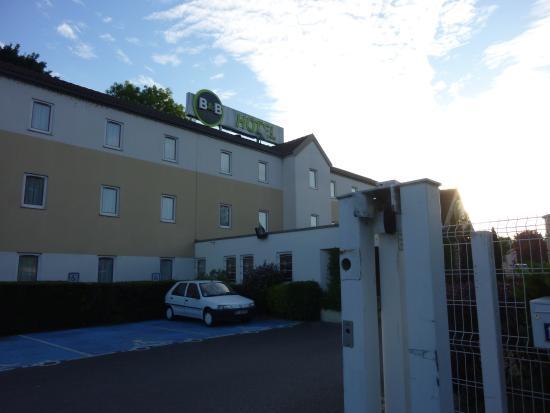 Saint-Michel-Sur-Orge, Francia: Hotel en question