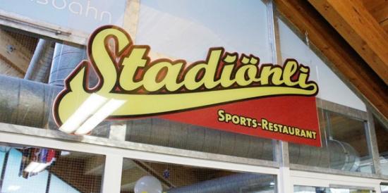 Restaurant Stadionli
