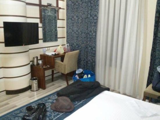 Kuzucular Park Hotel: Hotel room