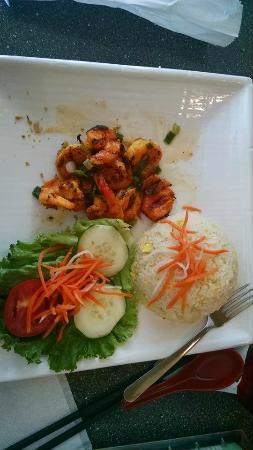 Sheridan, CO: Shrimp & Rice