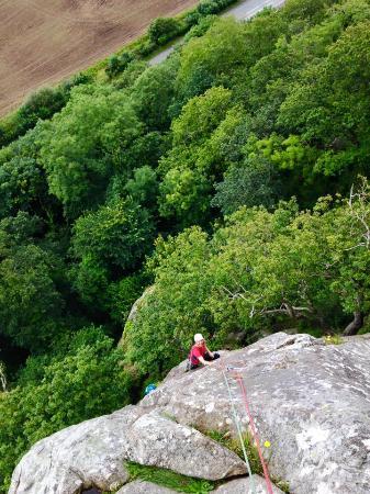Terry James Walker Rock Climbing: Tremadog