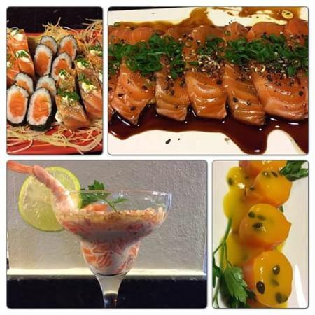 Sushi 'n Roll: Pratos novos