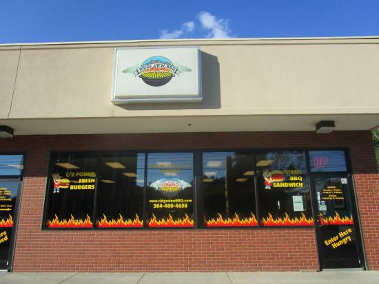 Dunbar, Virginia Occidental: Ridge View BBQ
