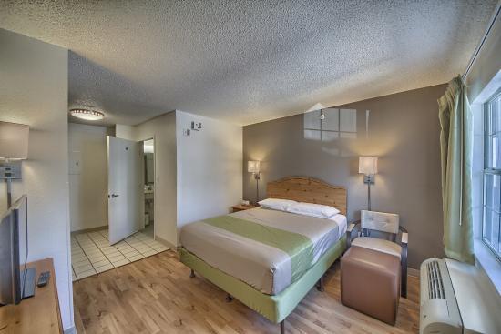 Studio 6 San Antonio - Six Flags : Guest Room