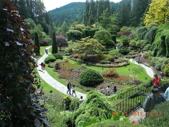 ‪The Butchart Gardens‬