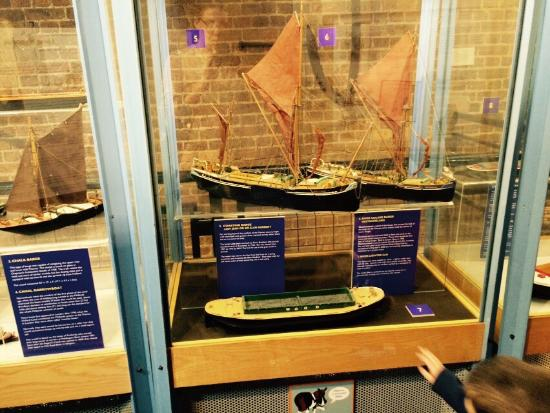 London Canal Museum: photo1.jpg